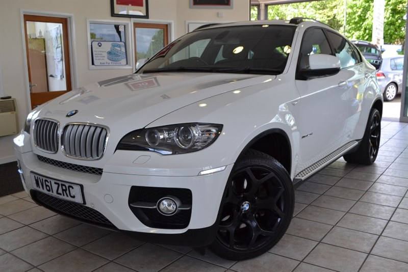 used BMW X6 XDRIVE 40D STUNNING 5 SEATS AND SUNROOF in forest-of-dean-gloucestershire