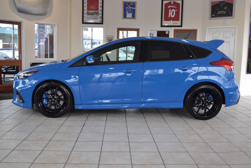 used Ford Focus RS 2.3 ECOBOOST 350 PS WITH LUXURY PACK & SYNC3 DAB NAVIGATION in forest-of-dean-gloucestershire