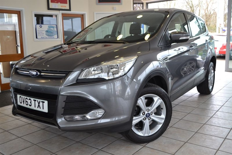 used Ford Kuga ZETEC TDCI NEW SHAPE in forest-of-dean-gloucestershire