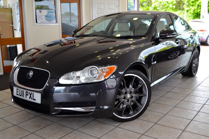 used Jaguar XF V6 S PREMIUM LUXURY in forest-of-dean-gloucestershire