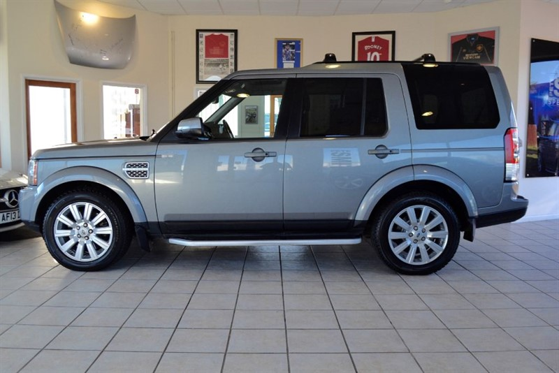 used Land Rover Discovery 4 SDV6 HSE ONE OWNER  in forest-of-dean-gloucestershire