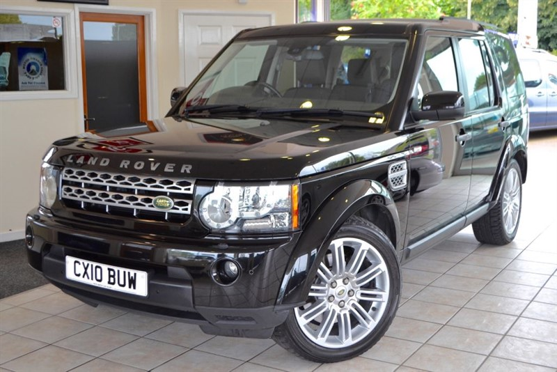 used Land Rover Discovery 4 TDV6 HSE GREAT SPEC!! in forest-of-dean-gloucestershire