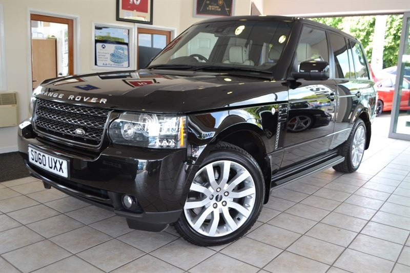 used Land Rover Range Rover 4.4 TDV8 VOGUE ONLY 32000 MILES  in forest-of-dean-gloucestershire