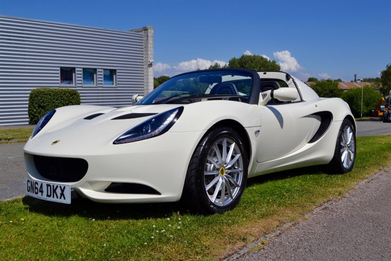 used Lotus Elise 16V Macau Edition LIKE NEW in forest-of-dean-gloucestershire