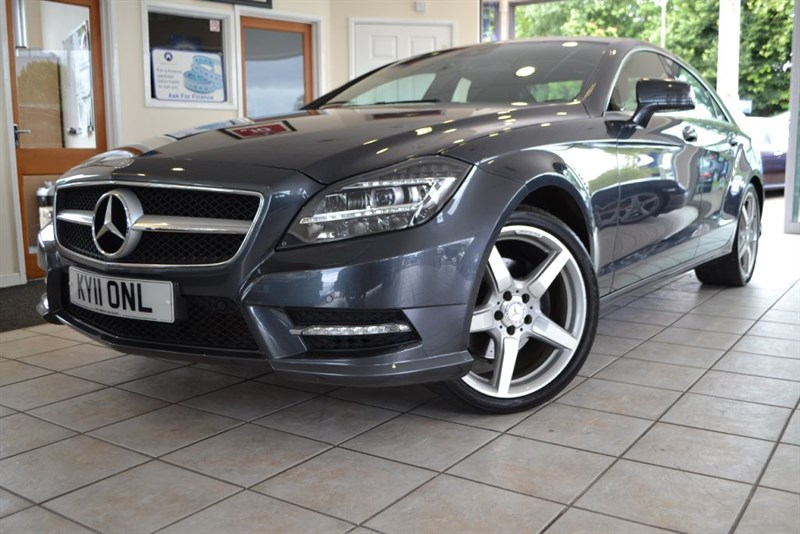 used Mercedes  CLS CLS350 CDI SPORT AMG in forest-of-dean-gloucestershire