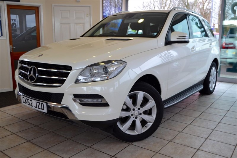 used Mercedes ML250 BLUETEC SPECIAL EDITION ONE OWNER FROM NEW in forest-of-dean-gloucestershire
