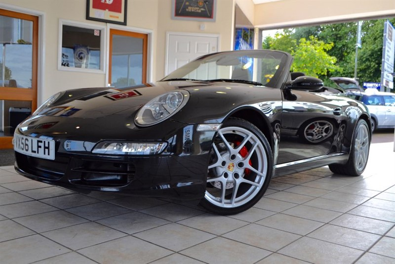 used Porsche 911 CARRERA 2 CONVERTIBLE in forest-of-dean-gloucestershire