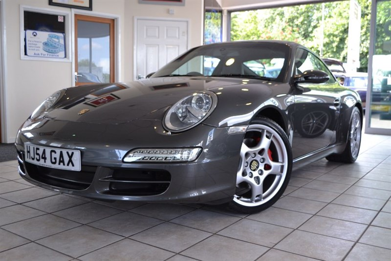 used Porsche 911 CARRERA 2 S 997 GREAT SPECIFICATION in forest-of-dean-gloucestershire