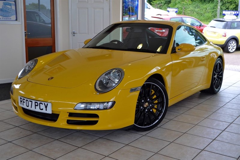 used Porsche 911 CARRERA 2 WITH CERAMIC BRAKES PCCB!! BIG SPEC!! in forest-of-dean-gloucestershire