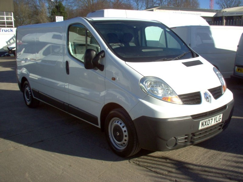 Renault Trafic Ll29 Dci 115 Lwb Lc For Sale