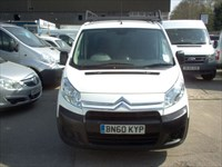 Used Citroen Dispatch 1200 L1H1 SWB HDI 120
