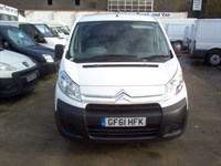 Used Citroen Dispatch 1000 L1H1 SWB HDI 90