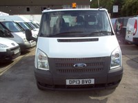 Used Ford Transit 350 DRW