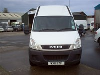 Used Iveco Daily 35S13V LWB