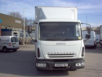 Used Iveco Euro CARGO ML75E17S DAY