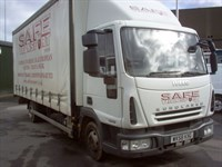 Used Iveco Euro CARGO ML75E18S DAY