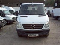 Used Mercedes Sprinter 311 CDI LWB CC