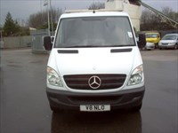 Used Mercedes Sprinter 311 CDI MWB