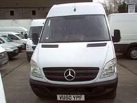 Used Mercedes Sprinter 313 CDI LWB