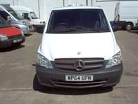 Used Mercedes Vito 113 CDI DUALINER