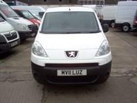 Used Peugeot Partner HDI SE L1 625