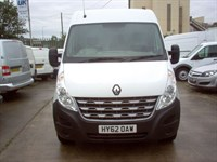 Used Renault Master LM35 DCI S/R