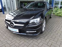 Used Mercedes SLK350 SLK-Class BlueEFFICIENCY