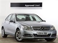 Used Mercedes C180 C CLASS BlueEFFICIENCY Executive SE
