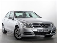 Used Mercedes C220 C-Class CDI BlueEFFICIENCY