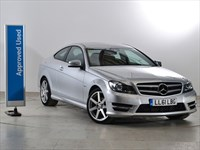 Used Mercedes C250 C-Class CDI BlueEFFICIENCY