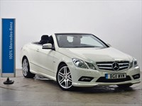 Used Mercedes E220 E-Class CDI BlueEFFICIENCY