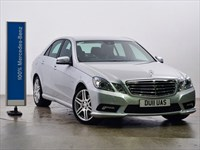 Used Mercedes E250 E-Class CDI BlueEFFICIENCY