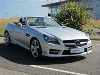 Used Mercedes SLK200 SLK-Class BlueEFFICIENCY