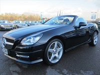 Used Mercedes SLK250 SLK-Class CDI BlueEFFICIENCY