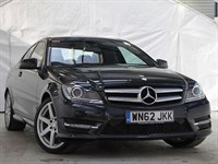 Used Mercedes C220 C-Class CDI BlueEFFICIENCY