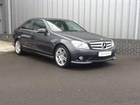 Used Mercedes C220 C-Class CDI