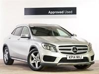 Used Mercedes GLA220 GLA CLASS CDI 4MATIC AMG Line