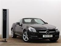 Used Mercedes SLK250 SLK CLASS CDI BlueEFFICIENCY