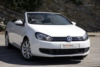 Used VW Golf MK6 Cabriolet 1.6 TDI SE Bluemotion (105 PS)