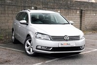 Used VW Passat MK7 Estate TDI SE BlueMotion (140 PS) DSG