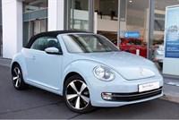 Used VW Beetle Cabriolet Design 1.6 TDI (105 PS) BlueMotion