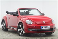 Used VW Beetle Cabriolet Sport 2.0 TDI (140 PS)