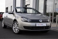 Used VW Golf MK6 Cabriolet 1.4 TSI SE (122PS)