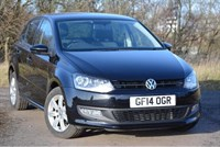 Used VW Polo MK5 Hatchback 5-Dr 1.2 (60ps) Match Edition