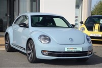 Used VW Beetle Sport TDI (140 PS)