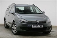 Used VW Golf MK6 Estate 1.6 TDI SE (105 PS)