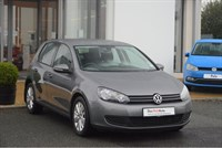 Used VW Golf MK6 Hatchback 5-Dr 1.6 TDI BlueMotion Match (105 PS)