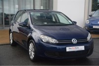 Used VW Golf MK6 Hatchback 5-Dr TSI Match (122 PS) DSG