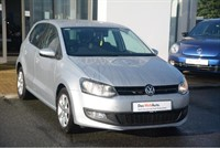 Used VW Polo MK5 Hatchback 5-Dr TDI (75ps) Match Edition