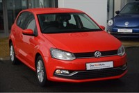 Used VW Polo MK5 Hatchback 5-Dr TDI SE (75 PS) BMT